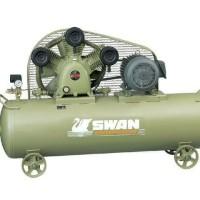 Kompresor Swan 7,5 HP Dinamo Listrik SWU 307 Pompa Angin 7,5 PK