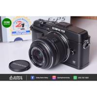 Secondhand - Olympus PEN E-P5 kit 14-42mm - Gudang Kamera Malang