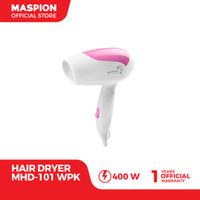Maspion Hair Dryer MHD-101WPK Pengering Rambut (Warna Pink)