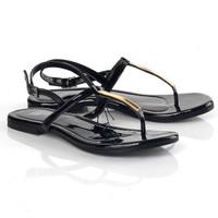 Women Sandal Flat Kasual Wanita - KKF 671