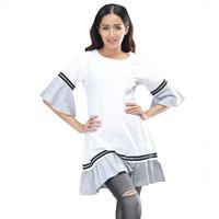 Women Dress Atasan Kasual Wanita - KJO 181