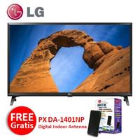 "LG Smart LED TV WebOS 32 Inch 32LK540 32"" FREE Antena PX DA-1401NP"