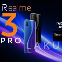 Realme 3 Pro Garansi Resmi by Oppo Snapdragon 710 P710