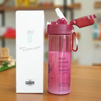 BOTOL AIR MINUM TERMOS DILLER 600 ml TRITAN BPA FREE SPORT SERIES