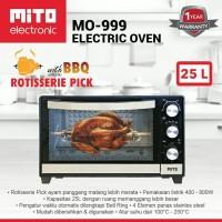 MITOCHIBA OVEN LISTRIK JUMBO 25 L RENDAH WATT ELECTRIC OVEN MO-999