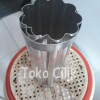 cetakan/bolu gulung/sakura/22cm/bolgul/alat/roll cake/tart/bunga/kue