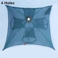 Jaring ikan / perangkap ikan / bubu ikan modern 4 lubang Hexagonal