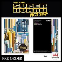 NCT 127 - WE ARE SUPER HUMAN [Mini Album Vol.4]
