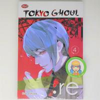 Tokyo Ghoul Re: 4 [ Komik ] [ Sui Ishida ]