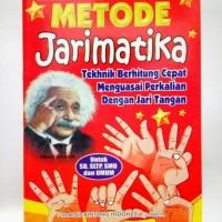 Buku Metode Berhitung Jaritmatika/Berhitung dg Jari Tangan
