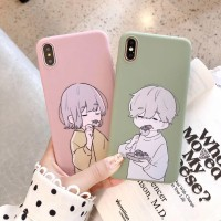 CASE OPPO A5S / OPPO A7 BOY AND GIRL