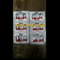 HBVIT||Harga per Strip||MURAH