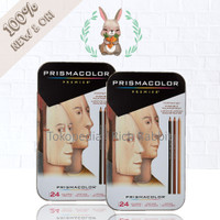 Prismacolor Premier 24 Pensil Warna Portrait Set Prisma Color Skin