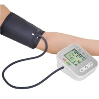 Tensi meter electric sphygmomanometer 6v with voice rak289