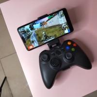 joystick wireless + phone holder