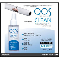 IQOS CLEANER TAIWAN SPRAY 120ml PREMIUM NATURAL ELEMEN IQOS CLEAN IQOS