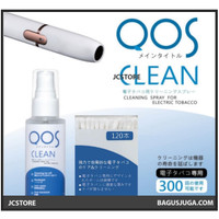 IQOS CLEANER TAIWAN SPRAY 60ml + 120SWAB PREMIUM NATURAL ELEMENT IQOS