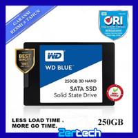 SSD WD Blue 250GB SATA3 / SSD / WD / WD Blue 250GB / Hard Drive