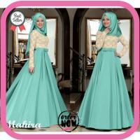 GB01 Baju Gamis Syari Muslim Atasan Tunik Dress Terbaru Wanita