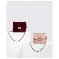Harga charles and keith velvet sling | antitipu.com