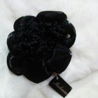 dijual harnet rambut cantik merk madonna warna hitam harga promo