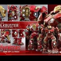 Diecast Hulkbuster Marvel Avenger End Game New Autentic
