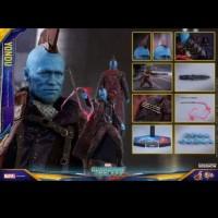Diecast Marvel Guardian Of Galaxy Yondu New Autentic