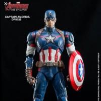 Diecast Captain America Marvel Studio New Autentic