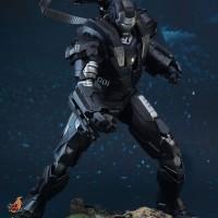 Diecast War Machine Avenger End Game New Marvel Autentic