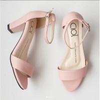 Cloi ADL 0869 dusty pink heels 8cm women heels sandals sandal hak wani