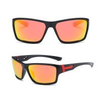 top DUBERY D2071 HD Polarized Sunglasses Men Women Driving
