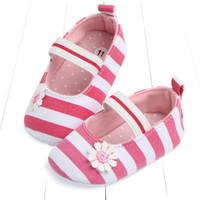 SEPATU BAYI Prewalker Shoes STRIPE