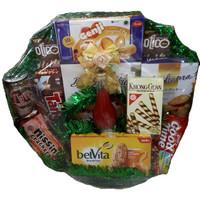 Parcel Snack Parsel Lebaran Hampers IDUL FITRI, Natal, Tahun Baru - S