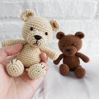 Boneka Rajut Beruan