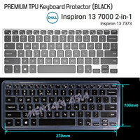 Keyboard Protector DELL Inspiron 13-7000 - Premium TPU BLACK
