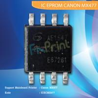 IC Eprom Canon MX477 Eeprom Reset IC Counter Mainboard Printer MX-477