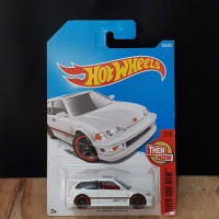 Hot Wheels '90 Honda Civic EF - Then And Now