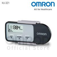 OMRON Pedometer HJ-321