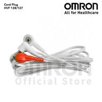 OMRON Elecrode Cord Plug HV-F128/HV-F127/HV-F021