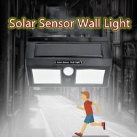 Lampu Taman Tembok Dinding Sensor Solar Tenaga Matahari Surya