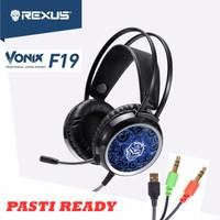 Rexus Vonix F19 Professional Series – Gaming Headset