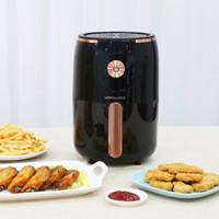 Lock&Lock Eco Air Fryer 1.6L Menggoreng Sehat Tanpa Minyak