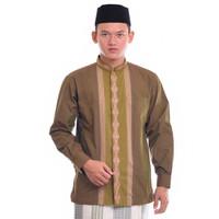 Baju Muslim BHS Classic Hijau Olive