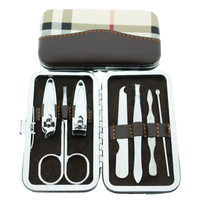 Harga alat kecantikan set alat perawatan kuku telinga alis pinset alis   antitipu.com
