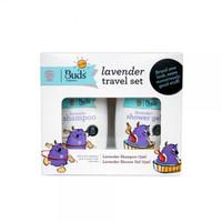 Buds Organics for Kids - Lavender Travel Set