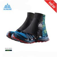 Aonijie Gaiter E941 - Pelindung Kaki Sepatu - Trail Running GREEN