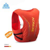 Aonijie Hydration Backpack Vest C942 - 10L Trail Running - ORANGE