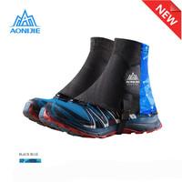 Aonijie Gaiter E941 - Pelindung Kaki Sepatu - Trail Running BLUE