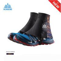 Aonijie Gaiter E941 - Pelindung Kaki Sepatu - Trail Running ORANGE