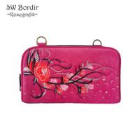 Harga terbaru sw bordir rosegrafik by mammora 2 tali panjang dan pendek   antitipu.com